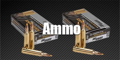 Sig Sauer Ammo